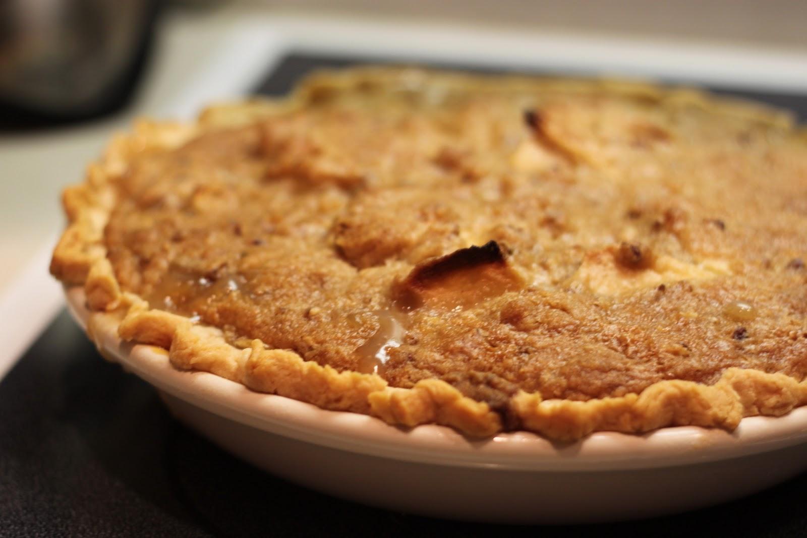 Confections from the Cody Kitchen: Dreamy Apple Pie