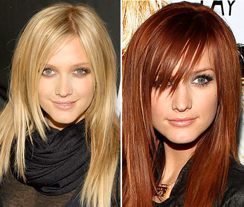 Side Fringe Hairstyle Pictures Make Up And Beauty Trend
