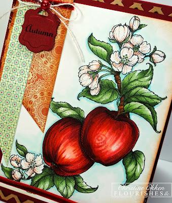 ChristineCreations Autumn Apples