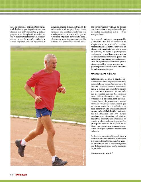Correr 42km