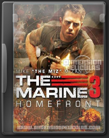The Marine 3 Homefront (DVDRip Ingles Subtitulada) (2013)