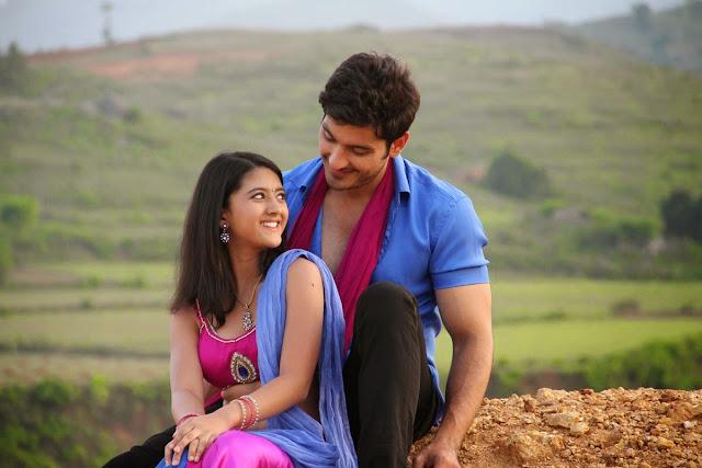 Shriya+Sharma+Ali+Reza in akudu Movie Latest Stills 11.jpg
