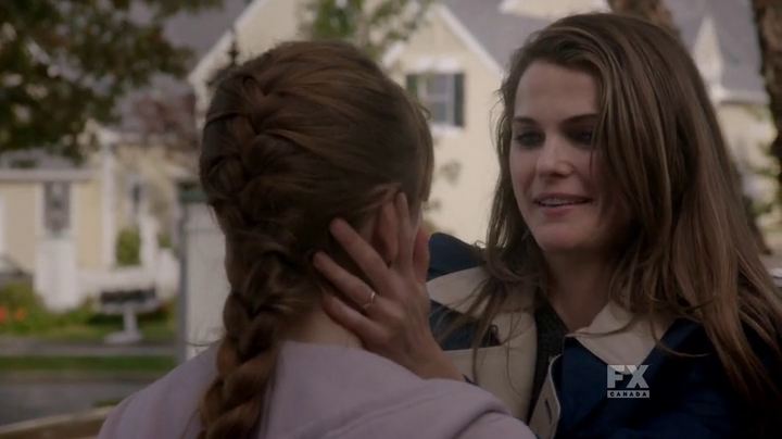 Hija y Madre en The Americans