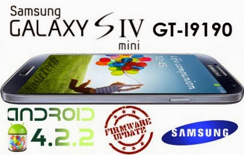 I9190UBUBMK2 Android 4.2.2 Jelly Bean Firmware for Galaxy S4 Mini GT ...