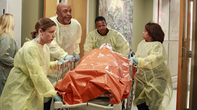 Grey's Anatomy S09E19. Can't Fight This Feeling