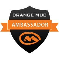 I'm an Orange Mud Ambassador!