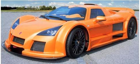 Top Fasted Car In The Worl image Gumpert Apollo