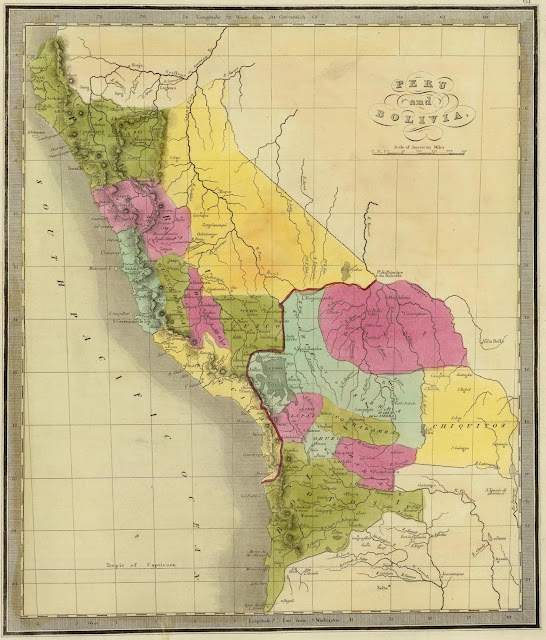 El peru de 1810 al 1897 mapas a new universal atlas comprising separate maps of all the principal empires kingdoms and states throughout the world and forming a distinct atlas of the gumiabroncs Gallery