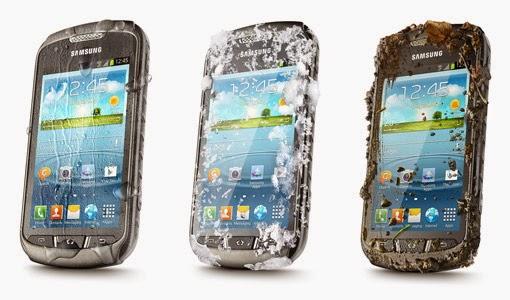 HP Untuk Petualang - Samsung Galaxy Xcover 2