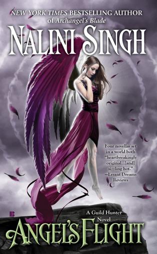 Chasseuse de Vampires - Le Murmure des Anges (Recueil de Nouvelles) de Nalini Singh  Angels_Flight_Medium