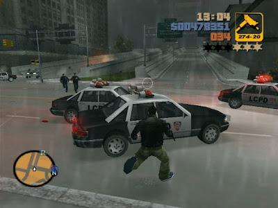 GTA 3 Screenshot 2