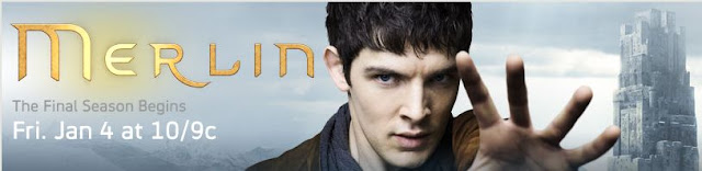 click to visit the official Merlin page on Syfy.com