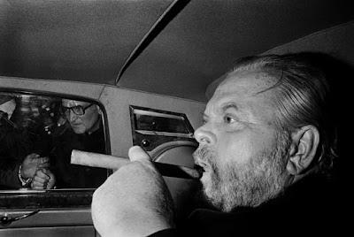 El gran puro de Orson Welles.