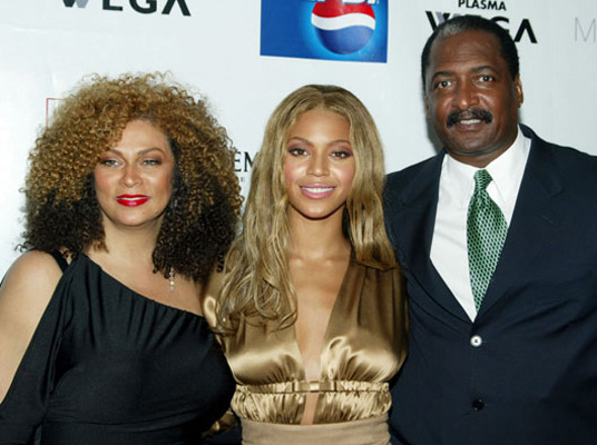 ... I told you that Beyonce' had fired her dad when it was revealed that he ...