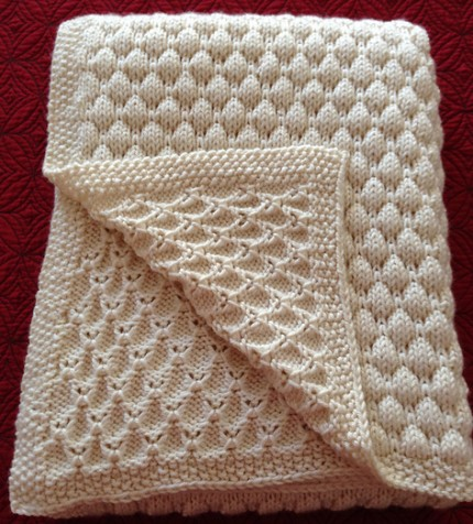 Beautiful Skills - Crochet Knitting Quilting : Deans Blanket - Free Pattern