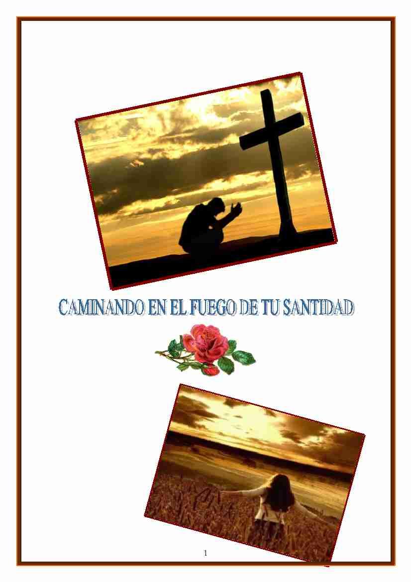 Lindomira Jenny Jimenez Estrada-Caminando En El Fuego De Tu Santidad-