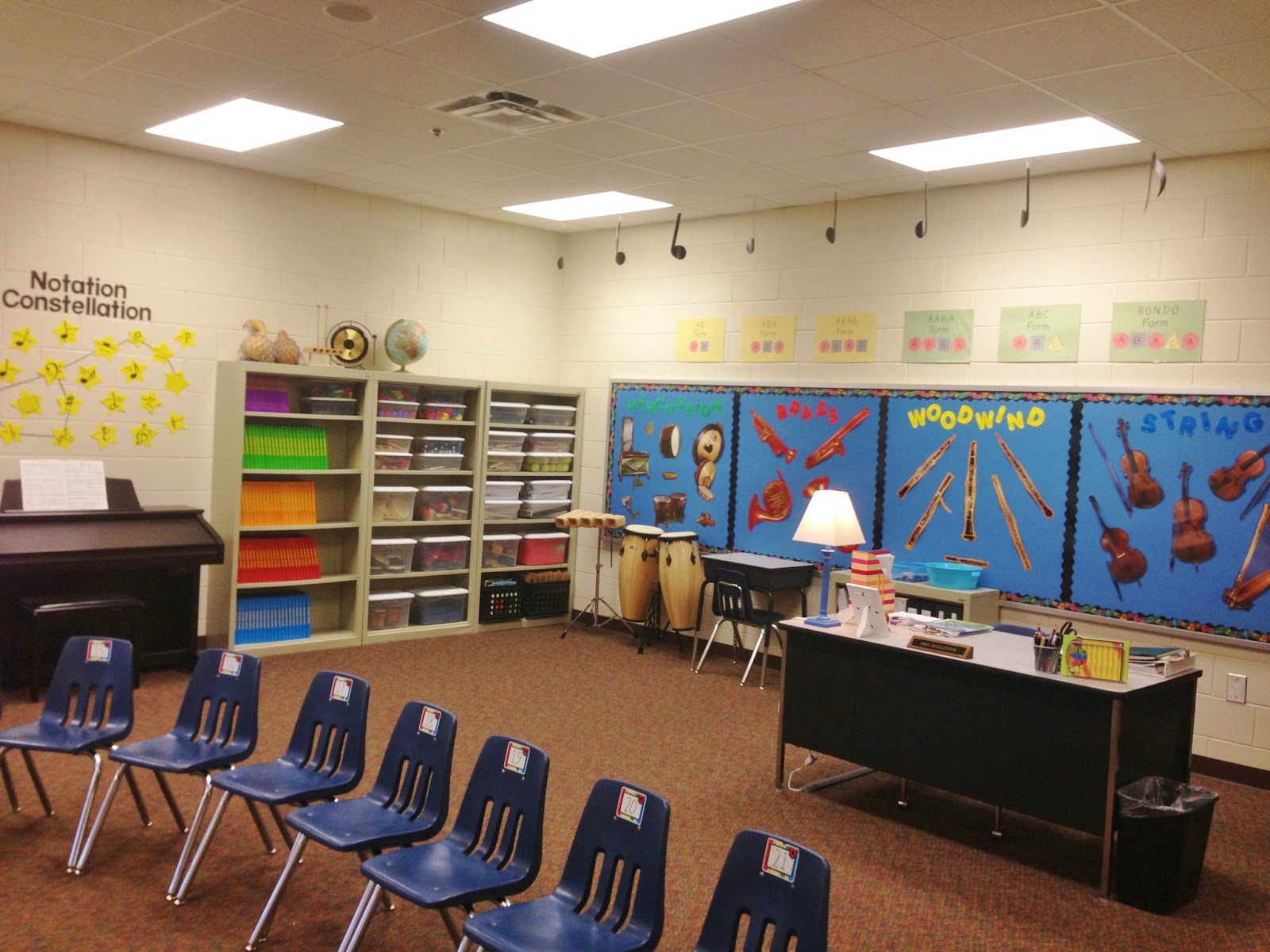 Music Classroom Decoration : We music hses ♫ welcome to the room