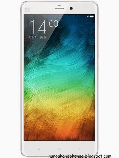 Harga Xiaomi Mi Note dan Spesifikasi Lengkap