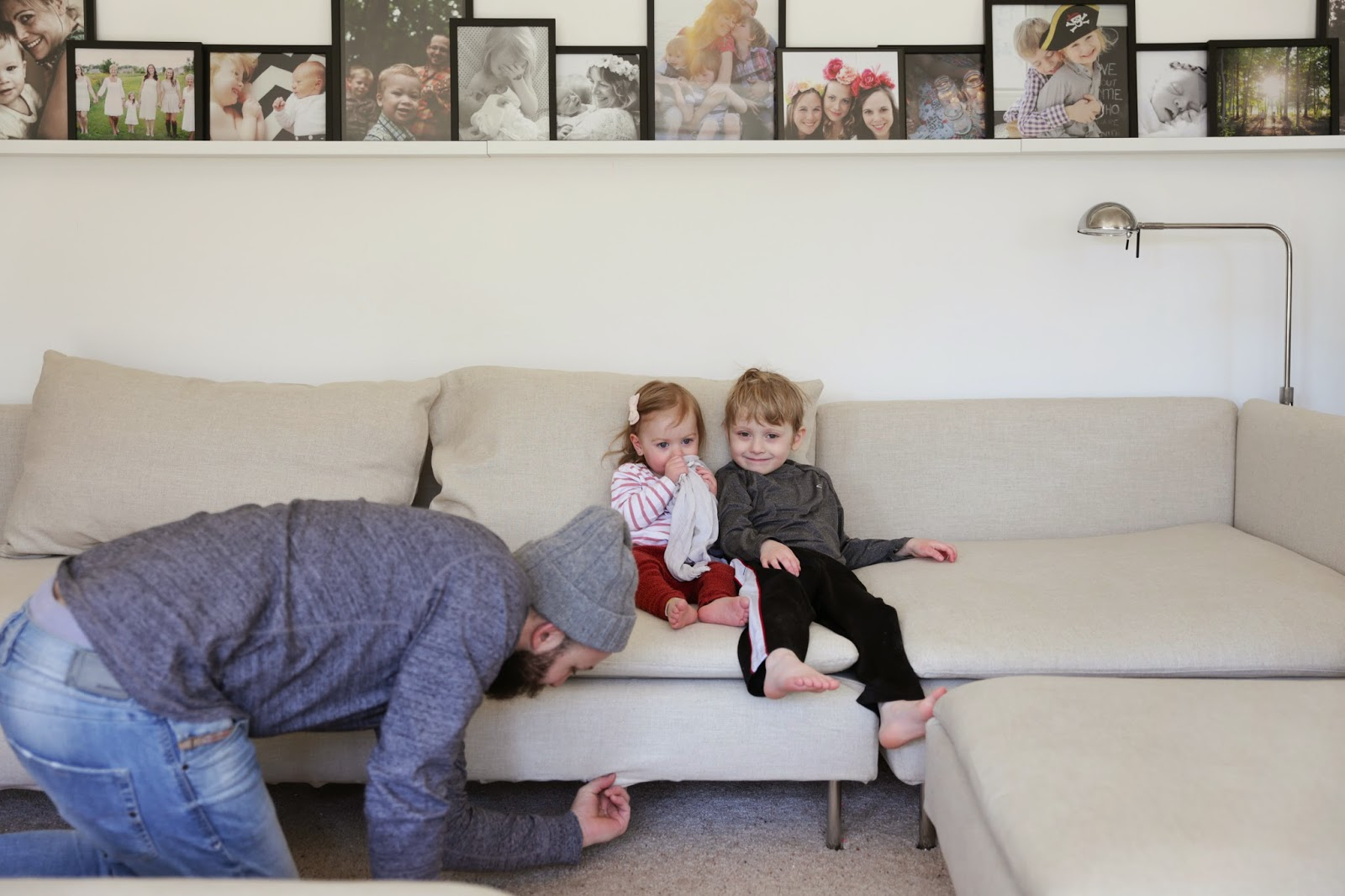 Lovelies in my Life : Comfort Works Soderhamn Slipcover Review
