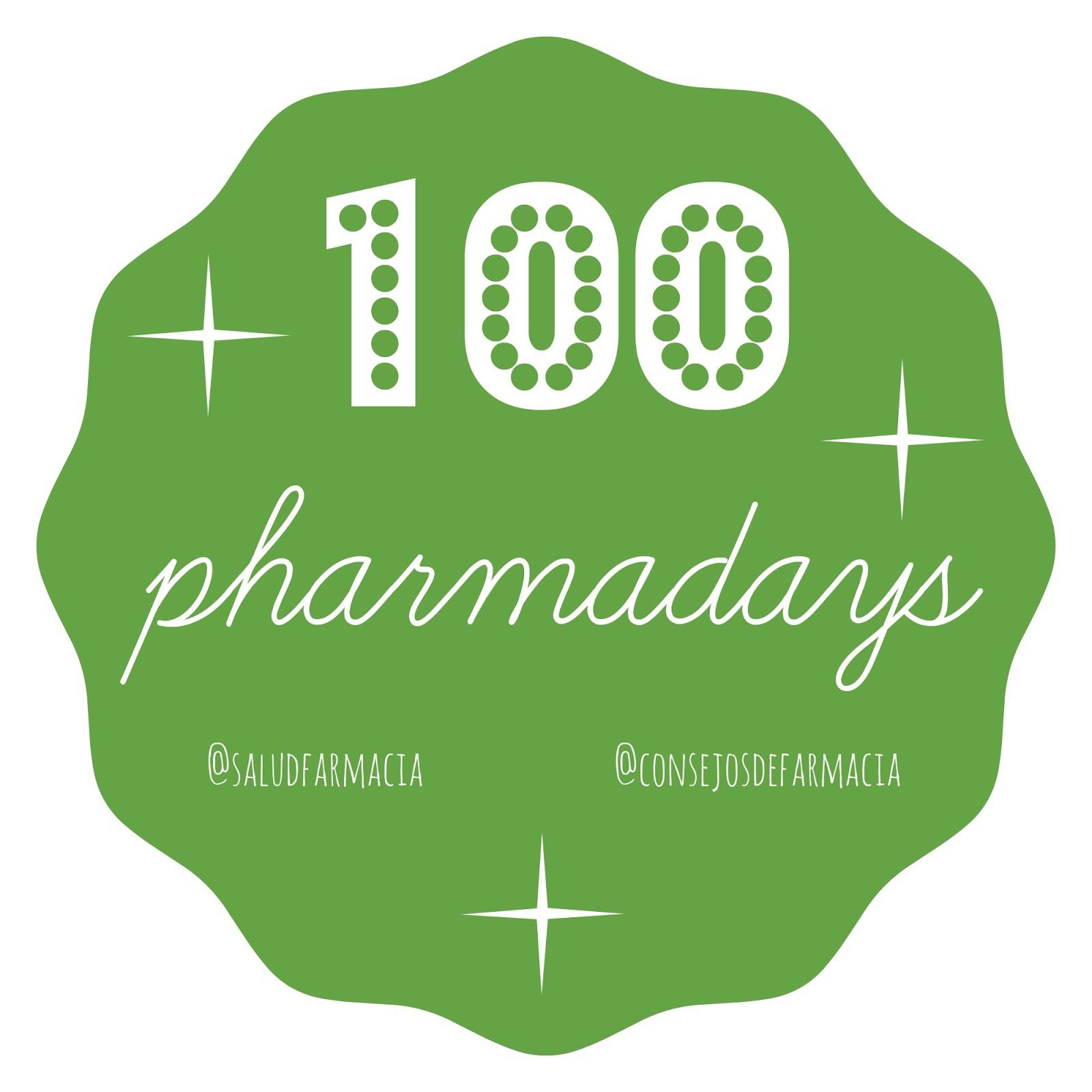 #100PharmaDays