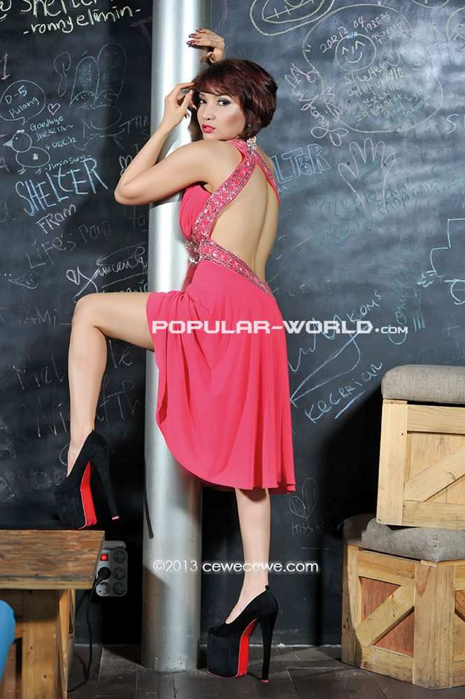 roro fitria modeling agency find her for action on popular