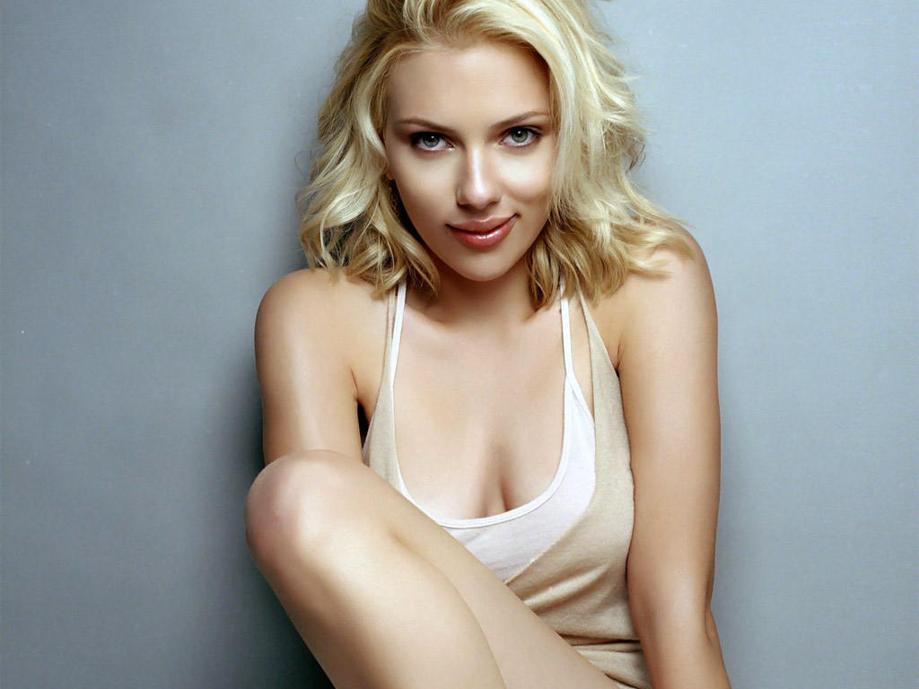 Hot Girl Scarlett Johansson Entertainment