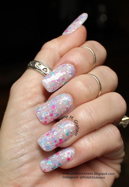 Julep Janie, KB Shimmer Precious Petals