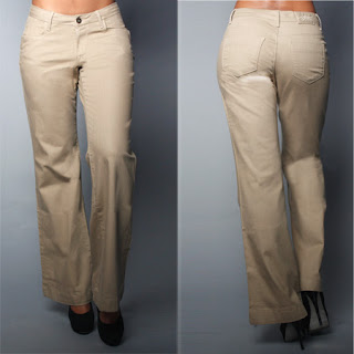 pzi tan tall trouser jeans for curvy women