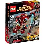 Lego Super Heroes Combate de Hulk Buster