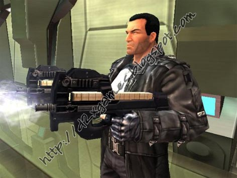 Free Download Games - The Punisher