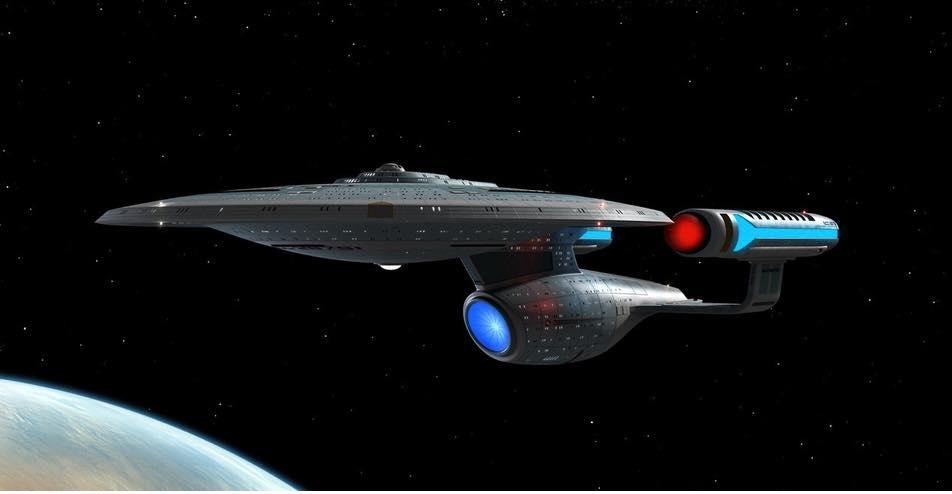 The USS Enterprise NCC-1701-C