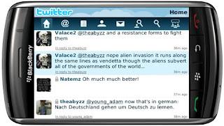 Download Twitter For Blackberry Gratis