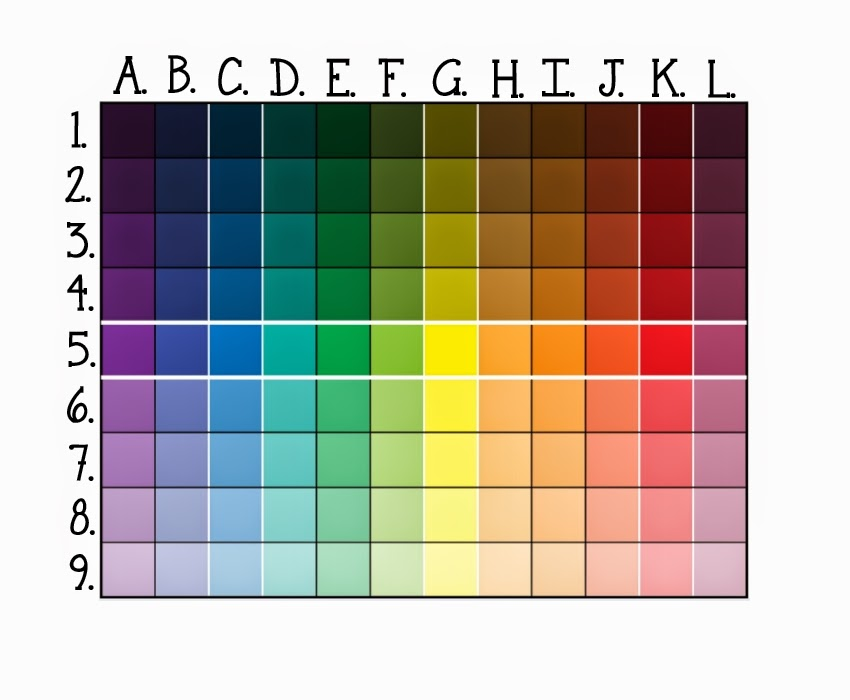 http://www.lilaloa.com/2014/04/icing-color-theory-and-color-chart.html