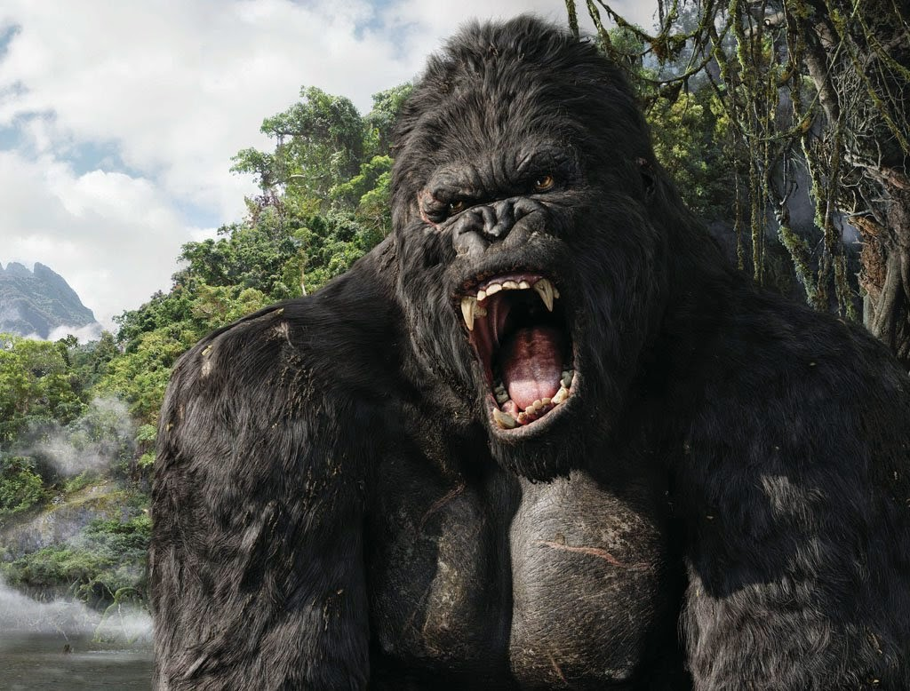 MOVIES: New King Kong Movie - Skull Island
