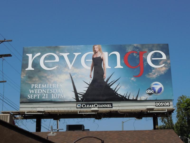 Revenge billboard