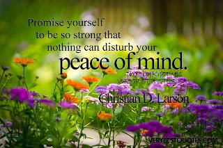 appleofday peace of mind