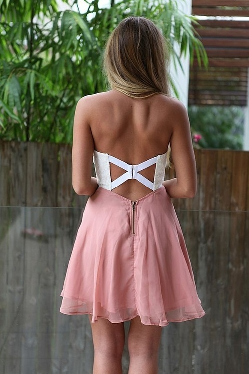 Open back dresses for summer!! - Fabulous And Style-Fashion Blog