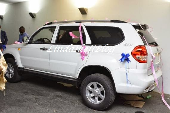 Innoson motors showcast their made in Nigeria SUV price N5.6m