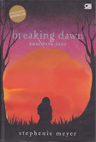 Novel Breaking Down by Stephenie Meyer