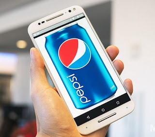 Handphone PEPSI P1 Baru