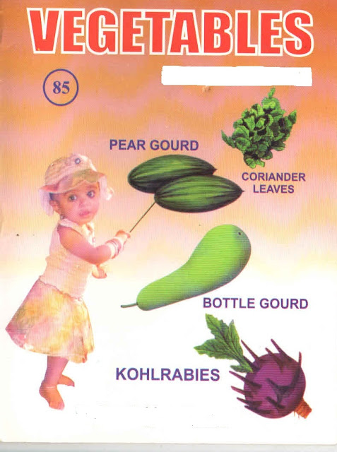 Bonala Kondal: The list of vegetable names in English and ...