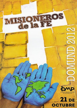 CAMPAÑA DEL DOMUND 2012