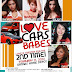 I heart Love Cars Babes, Love is sweeter for the 2nd time!