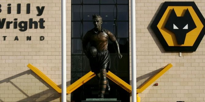 Billy Wright (Molineux Stadium)