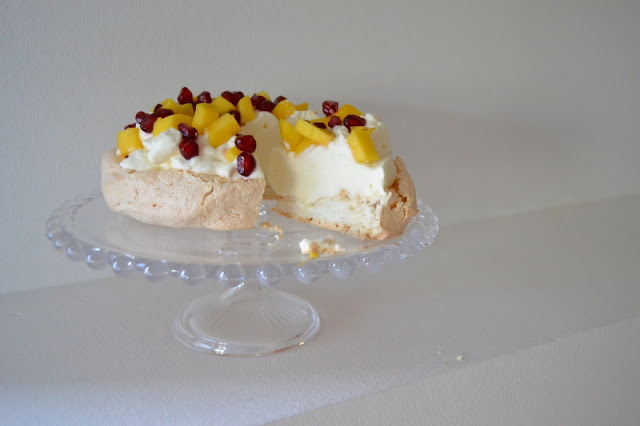 recette pavlova dessert sans gluten