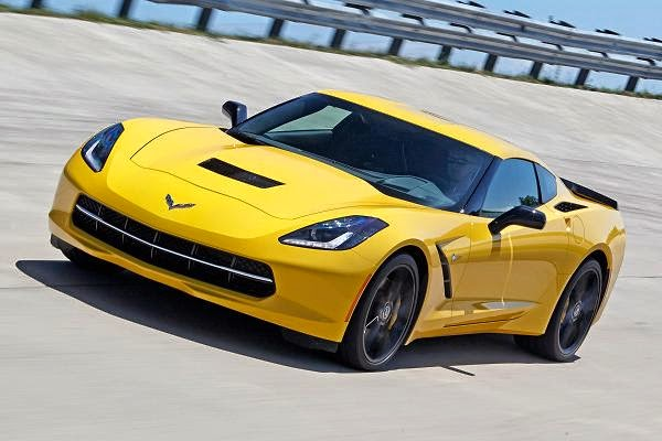 Gambar Mobil Sport - Foto Mobil Sport - Chevrolet Corvette