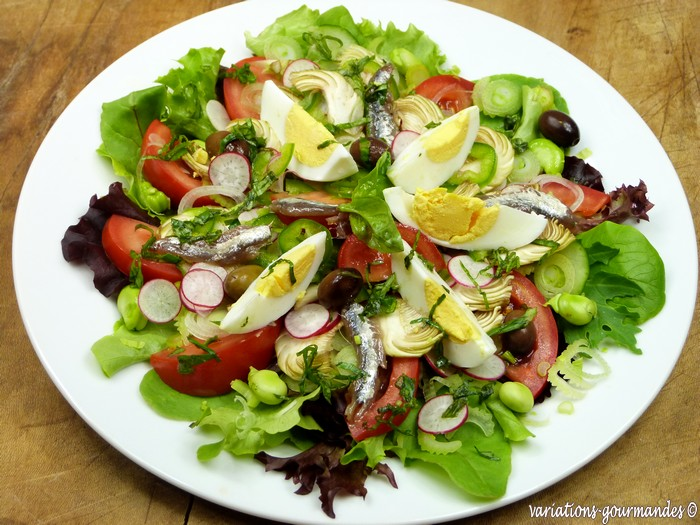 Salade Nicoise Recipes — Dishmaps