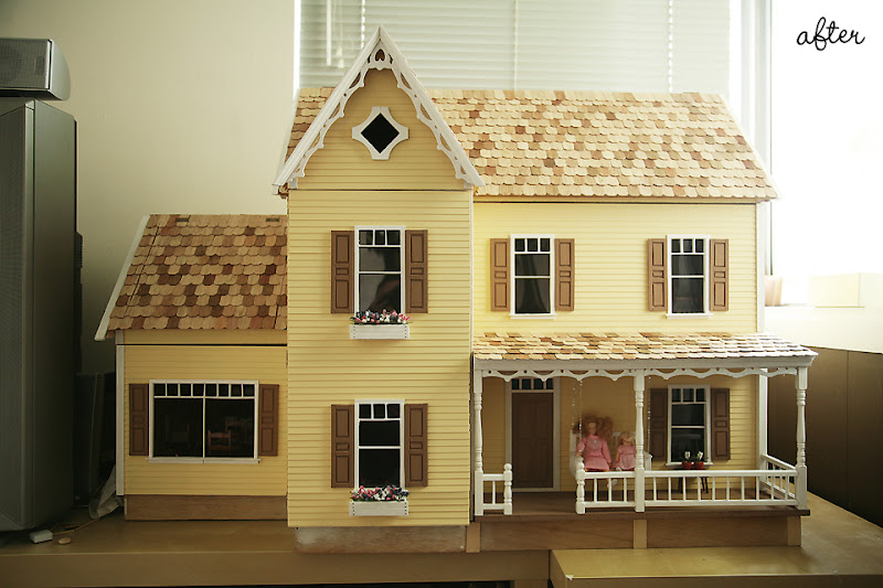 Pictures Of Doll House Made Of Popsicle Sticks Kidskunst Info