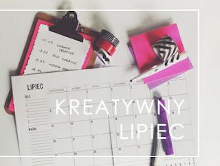planner diy kalendarz z kolorowymi kartkami