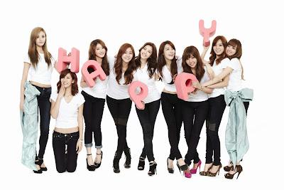 4 10 Girlband Korea Dengan Personil Tercantik